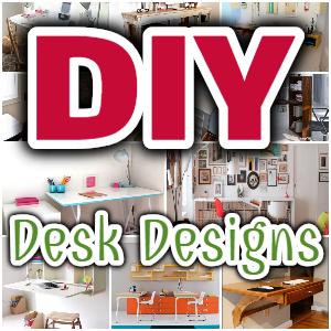 DIY desks Desigen