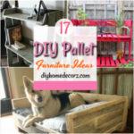 17 DIY Pallet Furniture Ideas to Make Home Creative