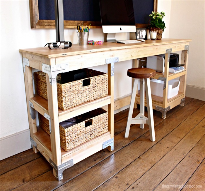 DIY desks Desigen