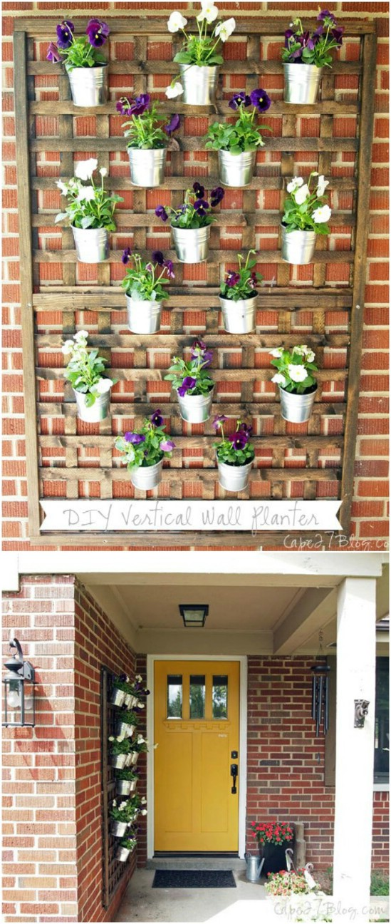 DIY Spring Porch Decorating