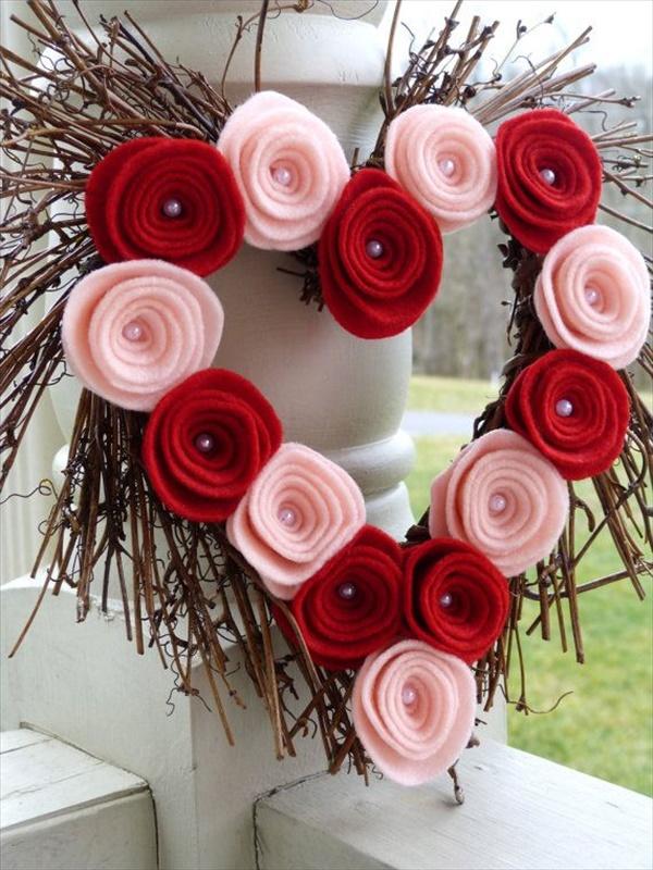 17 Diy Valentine Decorations Ideas You Can Create Easily Diy Home Decor