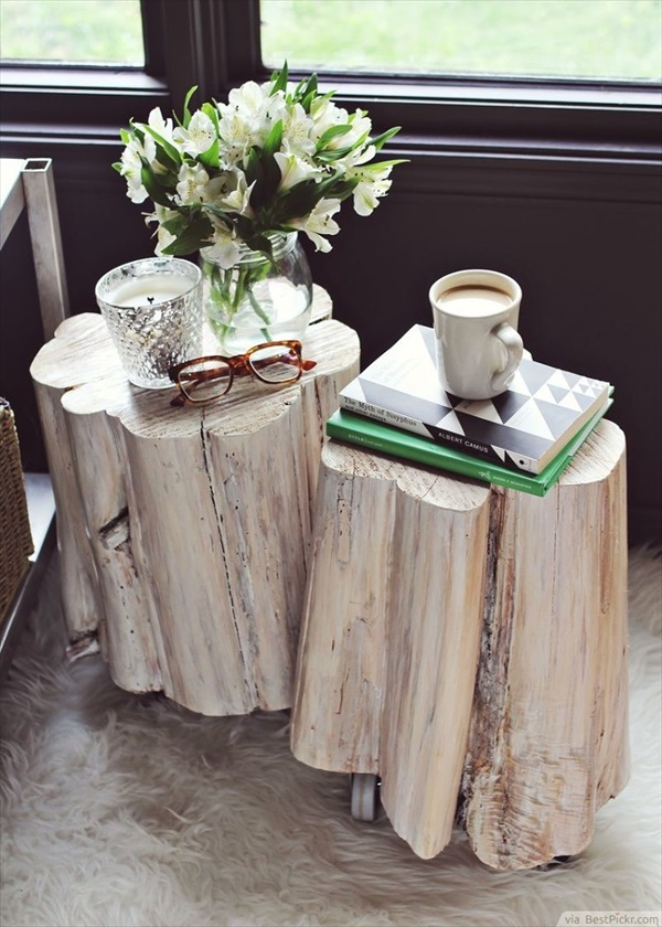 Living Room Decor Trends 2018: 17 DIY Coffee Table Ideas You Can Create Easily • DIY Home