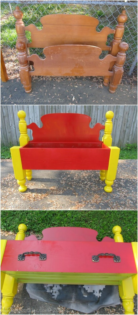Creative and Brilliant Ways to Incorporate Old Furniture