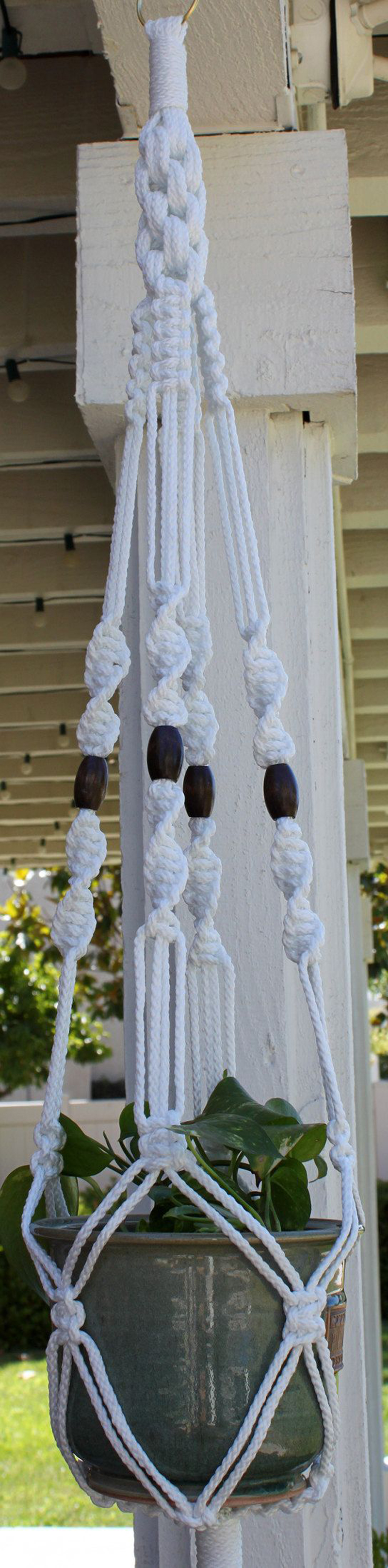 Diy Macram 233 Plant Hanger Ideas That Will Beautify Your