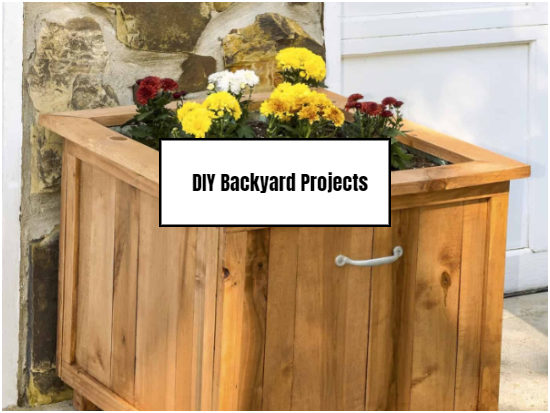 DIY Backyard Projects