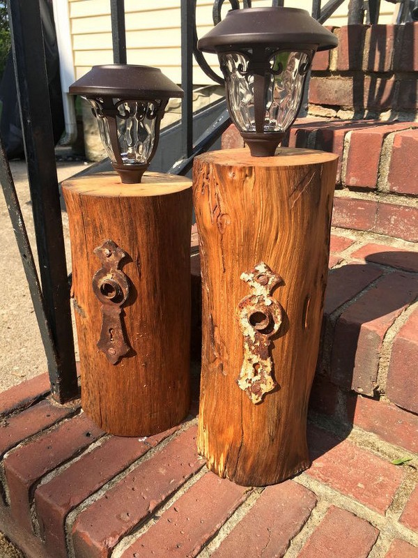 Tree Stump Home Decoration Ideas You Can Make Easily Diy