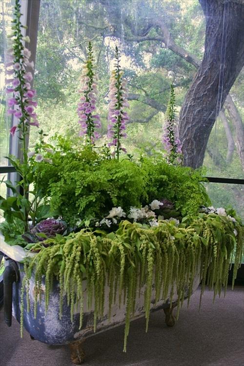 Amazing Repurposed Container Gardening Idea To Make Your
