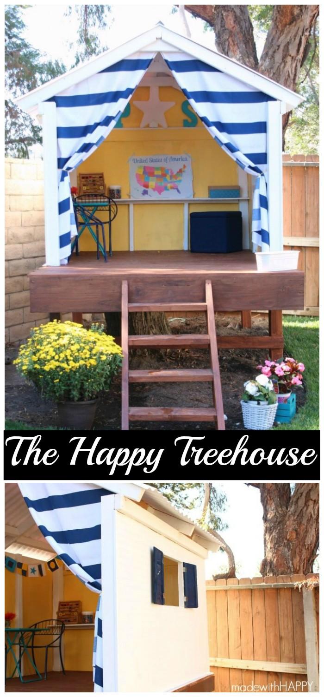 The Happy Treehouse