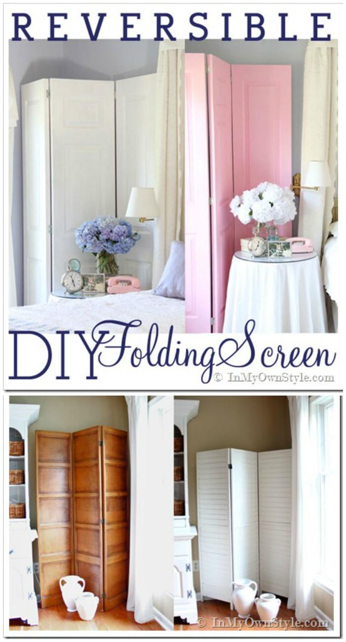 DIY Reversible Folding