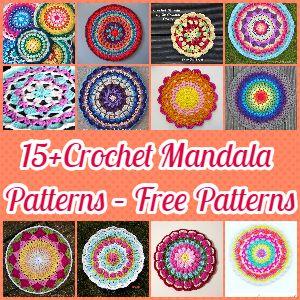 Crochet Mandala Patterns