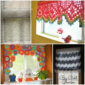 Crochet Curtain Patterns
