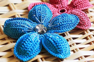 Petal Crochet Flowers