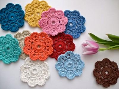 The Maybelle Crochet Flowers