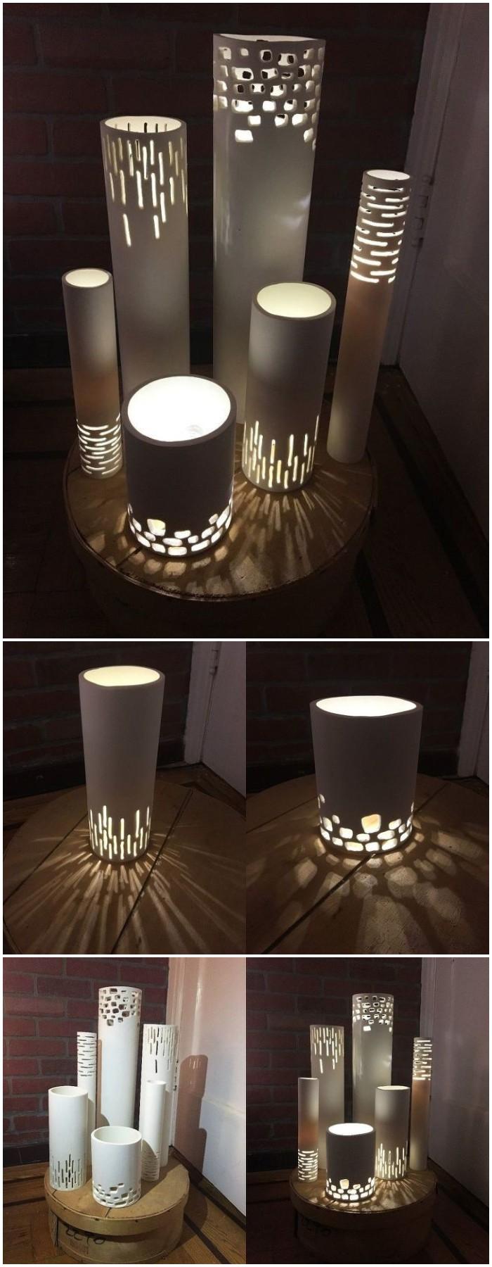Pvc Pipe Lights