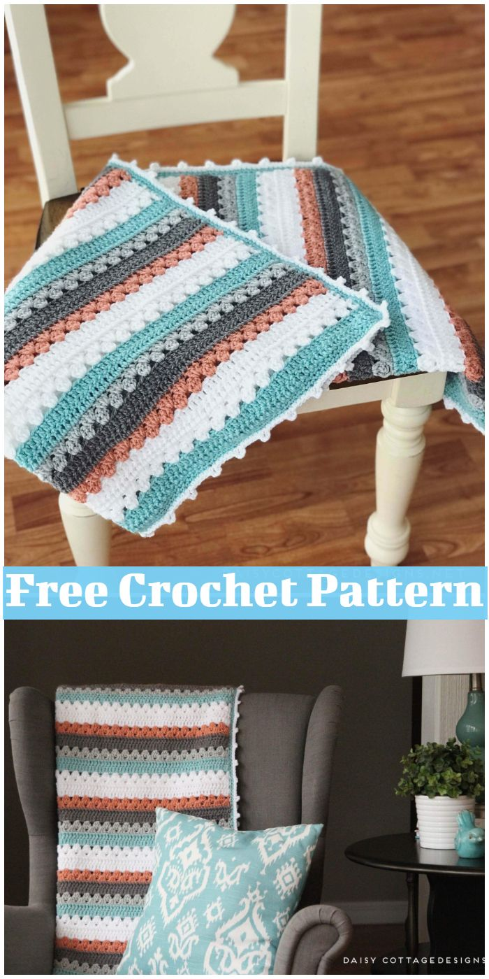 Simple Blanket Pattern