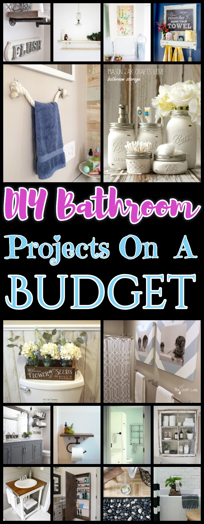 DIY Bathroom Projects