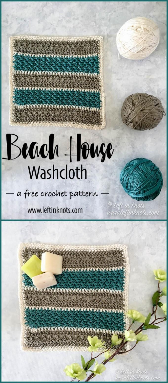 Crochet Washcloth