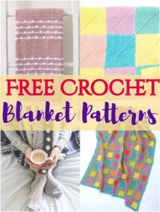 If you are tired up by crocheting blankets again and again in the same designs then you will find all of these new crochet blanket patterns superbly amazing and unique.
