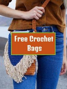 Free Crochet Bags