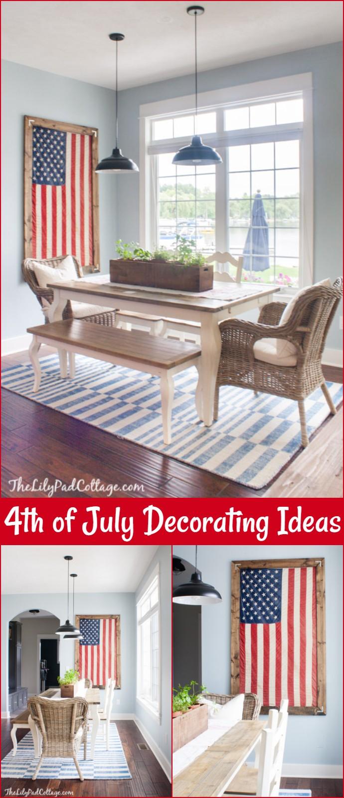 4th Of July Decor