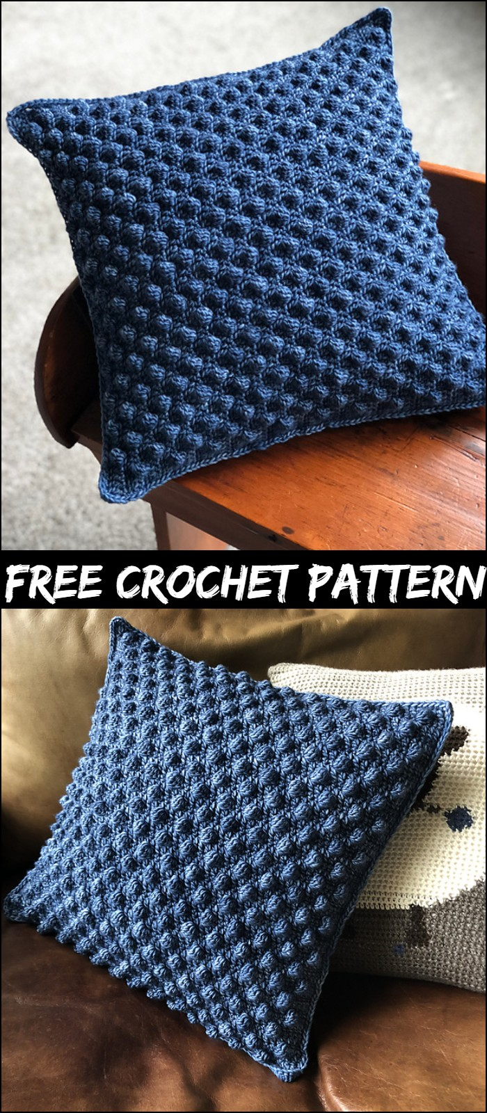 Bobble Licious cover Free Pattern