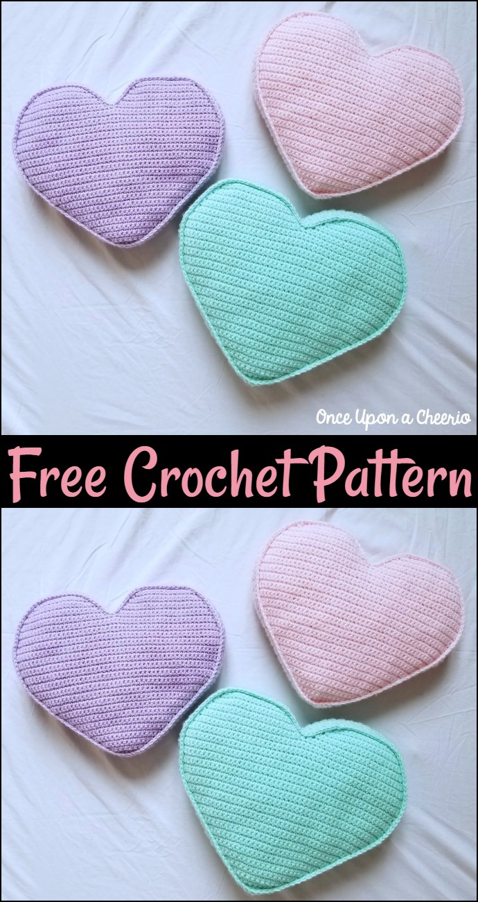 Candy Heart Pattern for decoration