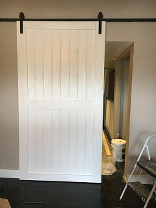 Cheap and Easy Barn Door