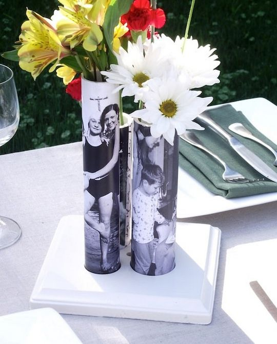 DIY Pvc Pipe Vase For Mother's Day