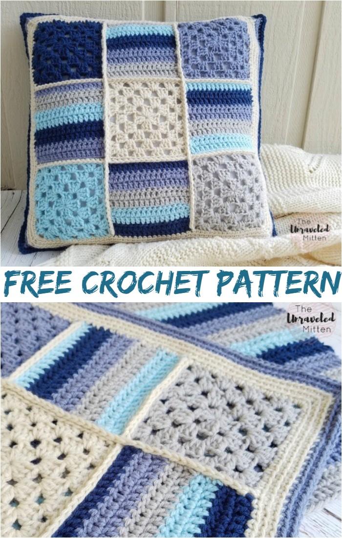 Lakeside Free Pattern