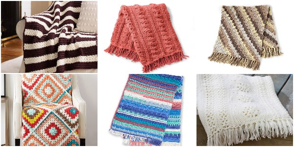 Free Crochet Afghan Patterns - Free Patterns