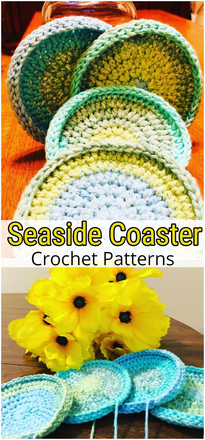 Seaside Coaster Pattern