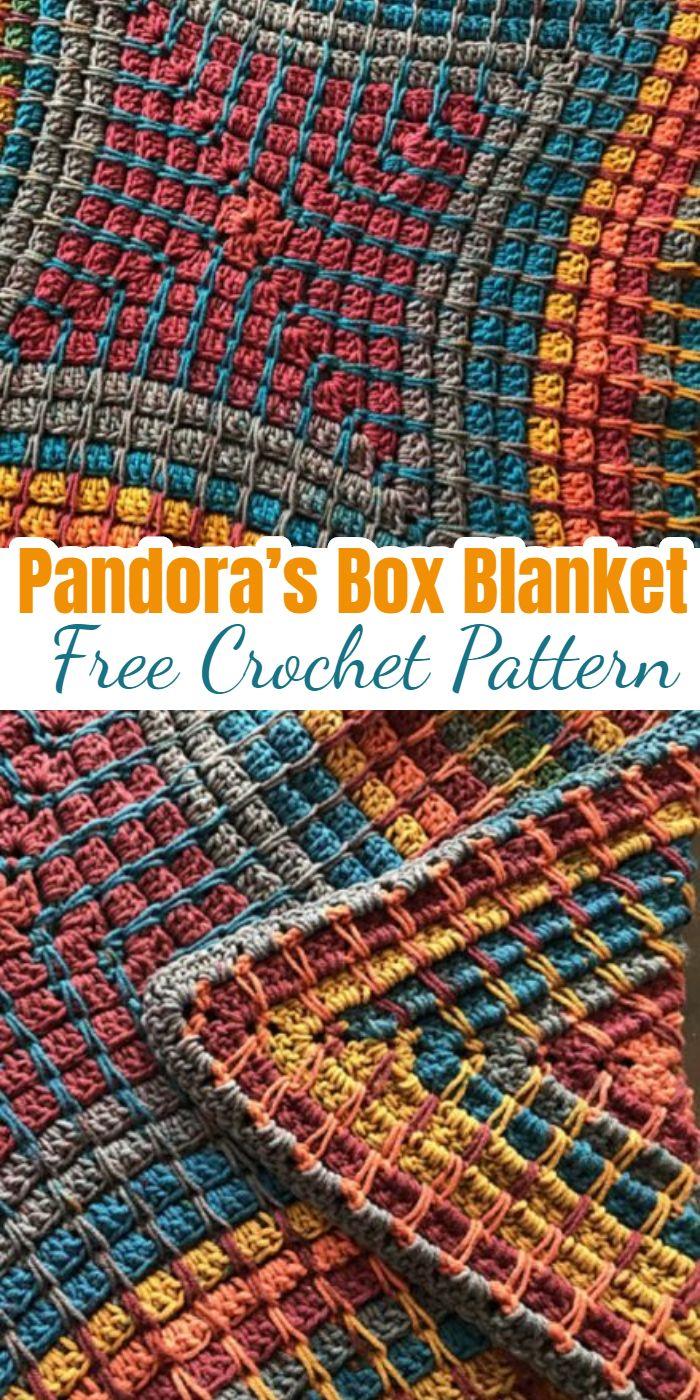 Pandora's Box Blanket