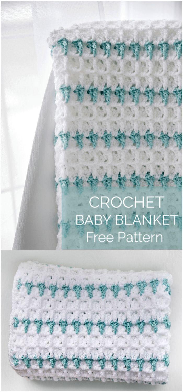 Rumi Crochet Baby Blanket Free Crochet Pattern