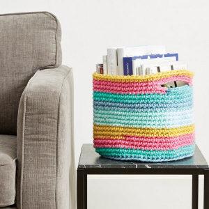 Crochet Basket Patterns