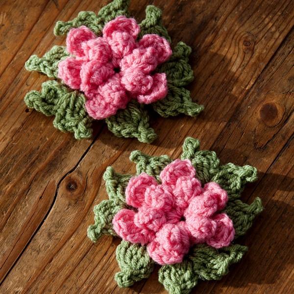 Forever Flowers Crochet Pattern