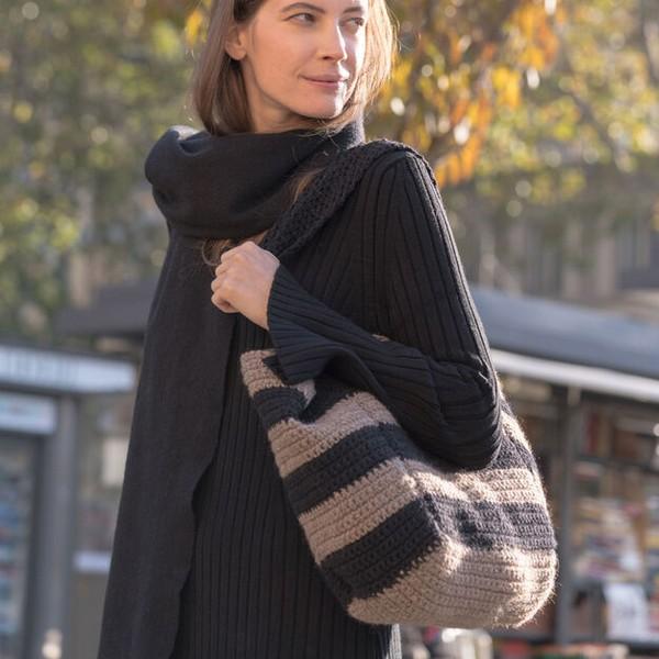 Riga Bag Crochet Pattern