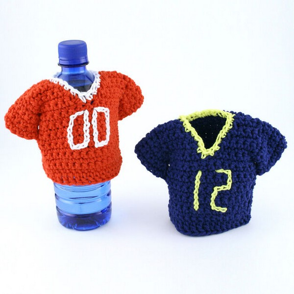Team Jersey Bottle Cozy