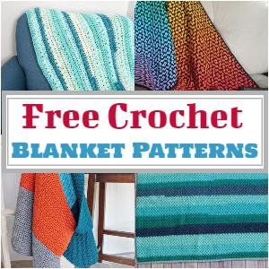 Free Crochet Blanket Patterns