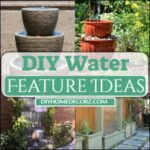 DIY Water Feature Ideas To Make Your Garden Lovely