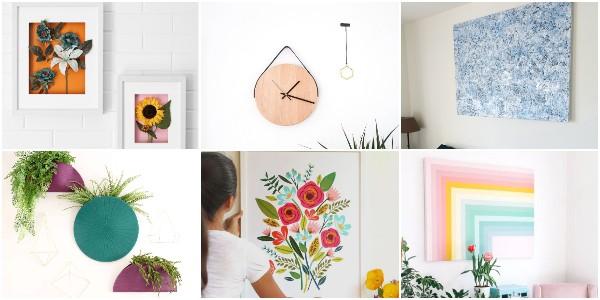 Best And Easy DIY Wall Decor Ideas
