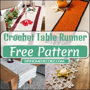 Free Crochet Table Runner Patterns 1