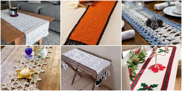 Free Crochet Table Runner Patterns