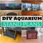 20 Cheap Best DIY Aquarium Stand Plans Of Home Décor