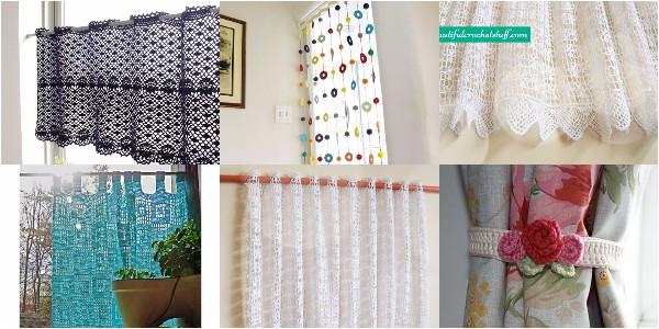 Free Crochet Curtain Patterns