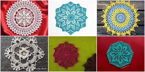 Free Crochet Doily Patterns 1