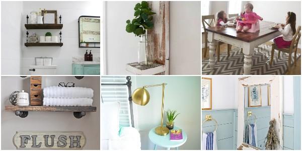 DIY Farmhouse Decor Ideas 1