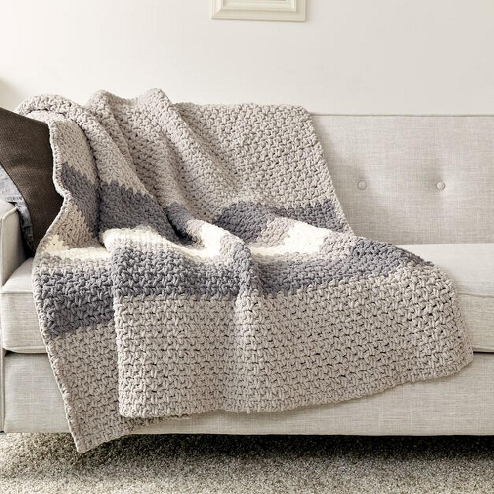 Free Crochet Hibernate Blanket Pattern