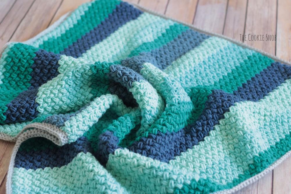 Legume Lagoon Blanket