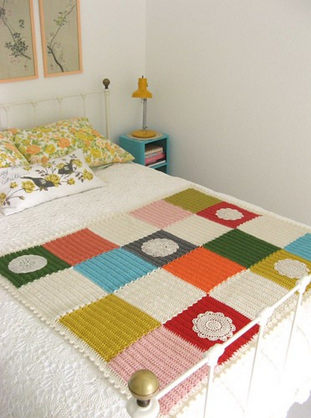 Ordinarily Extraordinary Blanket Pattern