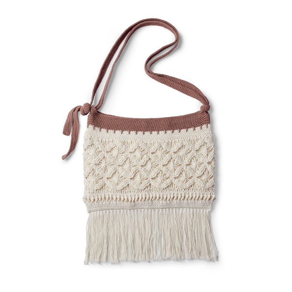 Crochet Macrame Bag